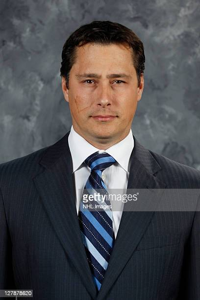 Guy Boucher of the Tampa Bay Lightning poses for his official headshot for the 20112012 season on September 16 2011 in Tampa Florida