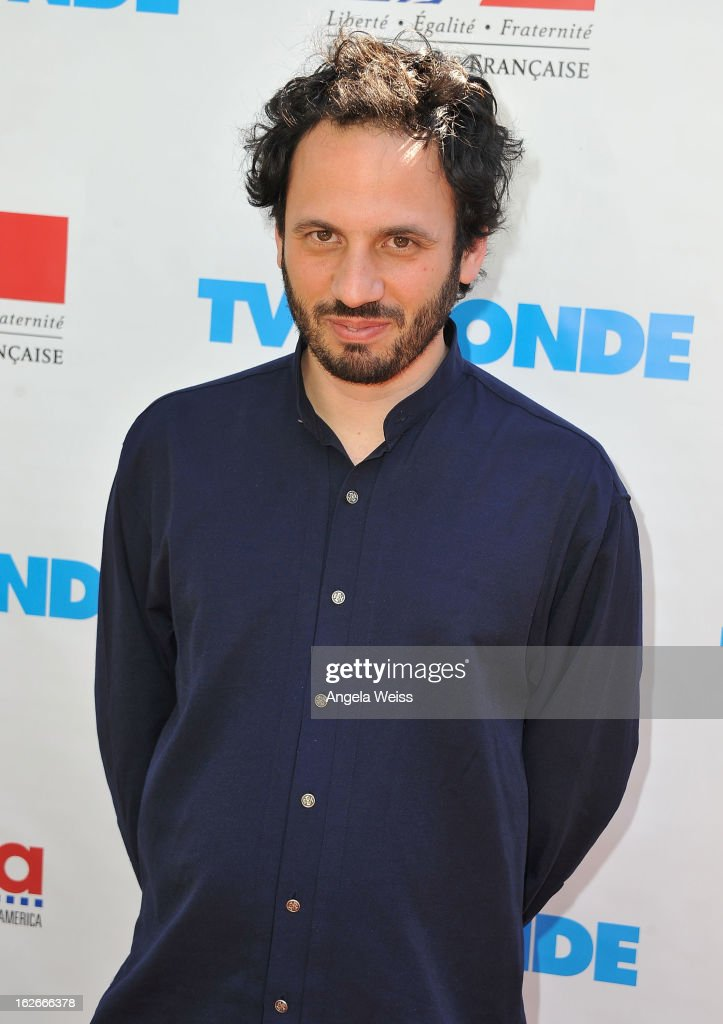 Guy Davidi attends an event hosted by the Consul General Of France, Mr. Axel Cruau, honoring the French nominees for the 85th Annual Academy Awards at French Consulate's Home on February 25, 2013 in Beverly Hills, California.