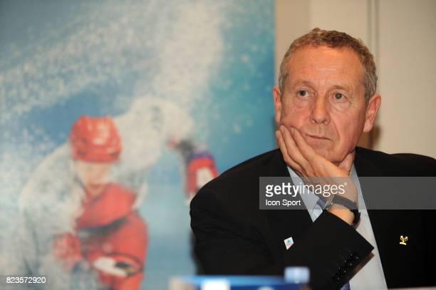 Guy DRUT Fondation du groupement d'interet public Nomination de Charles Beigbeder comme president du Comite de candidature d'Annecy pour...
