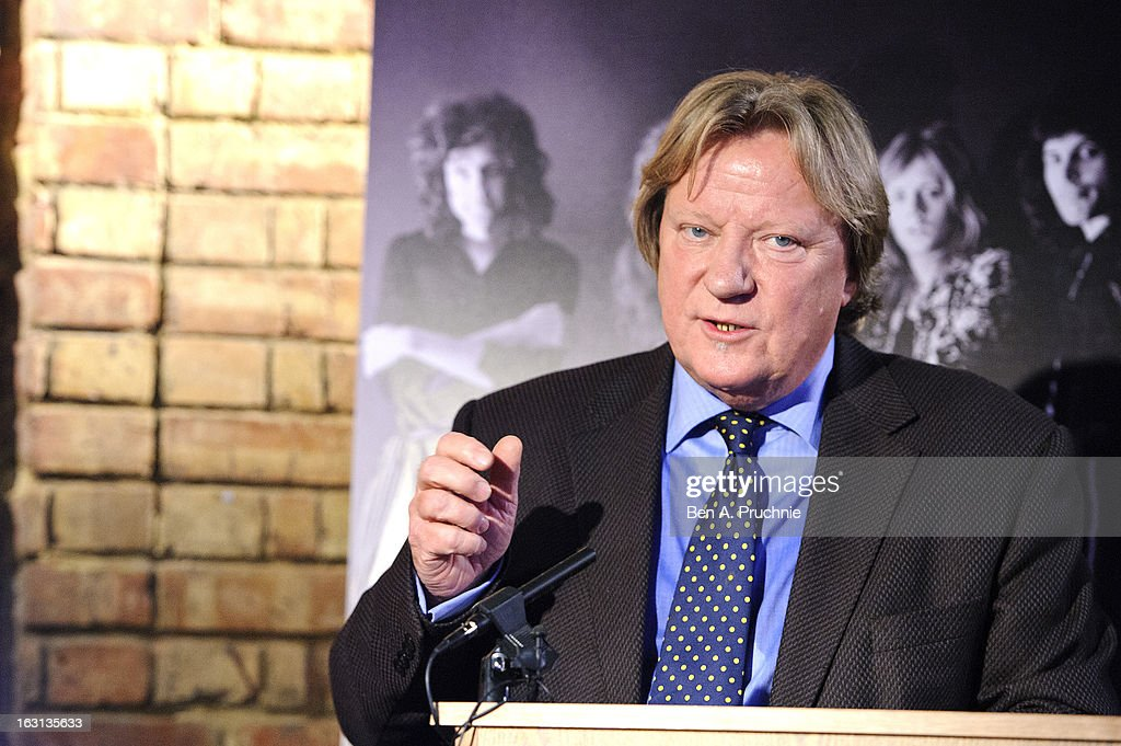 Guy Fletcher attends a photocall as Queen are awards The Heritage award at Imperial College London on March 5, 2013 in London, England.