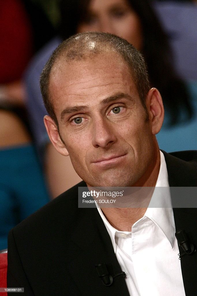 Guy Forget in Paris France on December 06th 2004