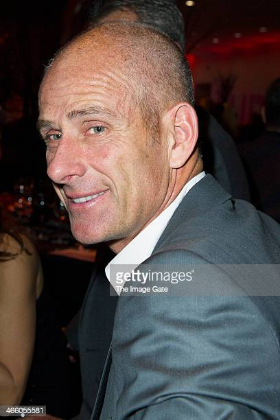 Guy Forget poses during the Womanity Foundation Gala 2014 held at the Espace Hippomene in favour of the international activities of the foundation on...