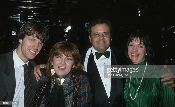 Guy Hector Brenda Vaccaro Paul Sorvino and guest