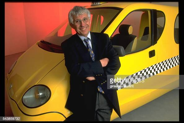 Guy Negre invented the Taxi that uses an engine running on compressed air