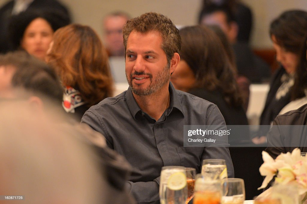 <a gi-track='captionPersonalityLinkClicked' href=/galleries/search?phrase=Guy+Oseary&family=editorial&specificpeople=243241 ng-click='$event.stopPropagation()'>Guy Oseary</a> attends the launch of Chime for Change, founded by Gucci, at TED held at The Westin on February 28, 2013 in Long Beach, California.