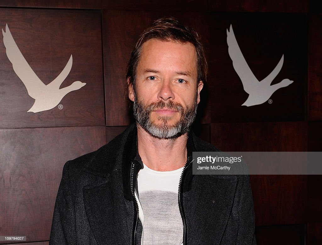 <a gi-track='captionPersonalityLinkClicked' href=/galleries/search?phrase=Guy+Pearce&family=editorial&specificpeople=217261 ng-click='$event.stopPropagation()'>Guy Pearce</a> at the Grey Goose Blue Door on January 20, 2013 in Park City, Utah.