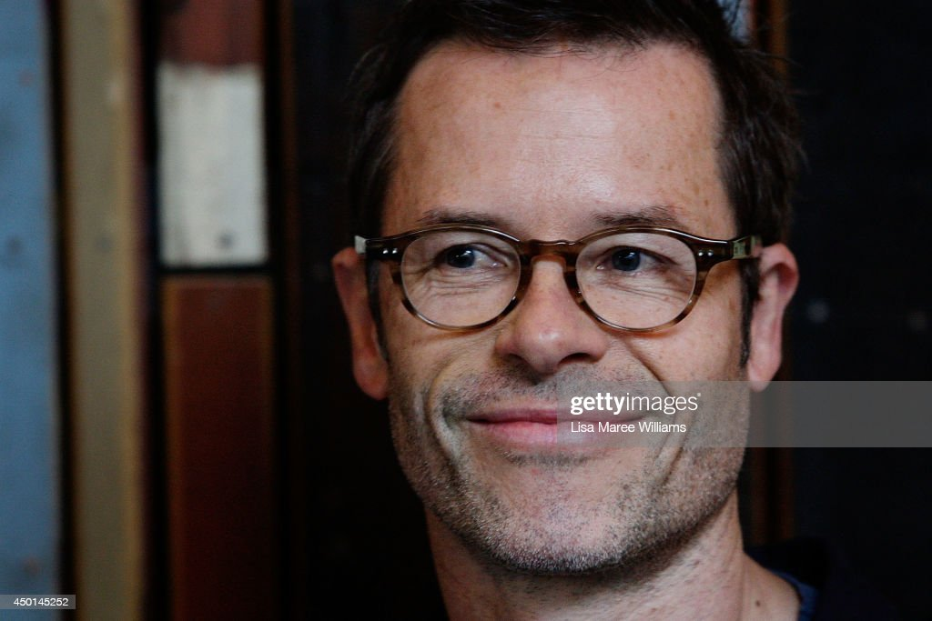 Guy Pearce attends a photo call for 'The Rover' as part of the Sydney Film Festival at Sydney Theatre on June 6, 2014 in Sydney, Australia.