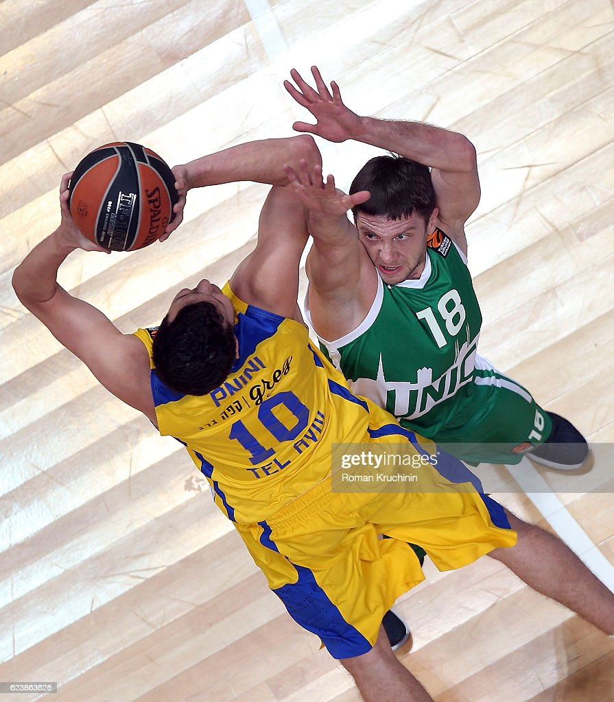 Unics Kazan v Maccabi Fox Tel Aviv - Turkish Airlines Euroleague