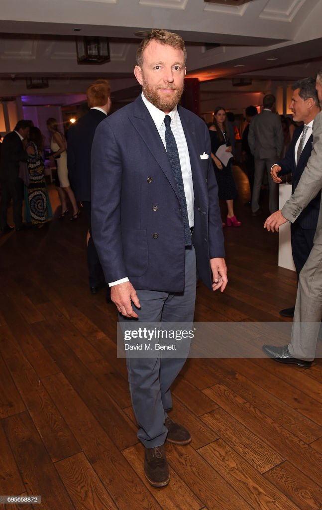 Guy Ritchie attends The Old Vic 199 Summer Party at The Brewery on June 13, 2017 in London, England.
