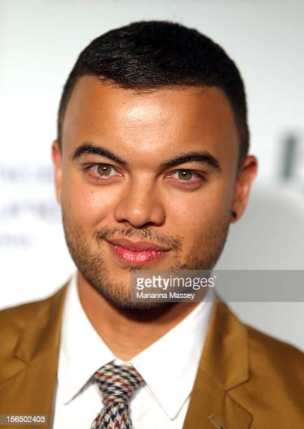 Guy Sebastian arrives at The Ivy on November 16 2012 in Sydney Australia for the Emerald and Ivy Ball