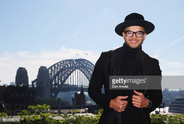 Guy Sebastian attends the Vivid Sydney CEO Club Event Launch on June 5 2017 in Sydney Australia