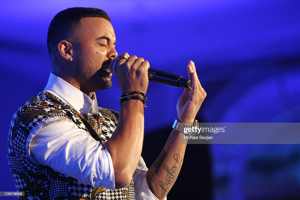<a gi-track='captionPersonalityLinkClicked' href=/galleries/search?phrase=Guy+Sebastian&family=editorial&specificpeople=202665 ng-click='$event.stopPropagation()'>Guy Sebastian</a> performs onstage during Generosity Water presents the 5th Annual Night Of Generosity at Beverly Hills Hotel on September 6, 2013 in Beverly Hills, California.