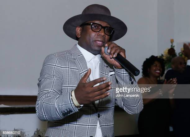 Guy Torry attends the 2017 LOL Comedy Honors Awards Show at Alhambra Ballroom on August 24 2017 in the of New York City