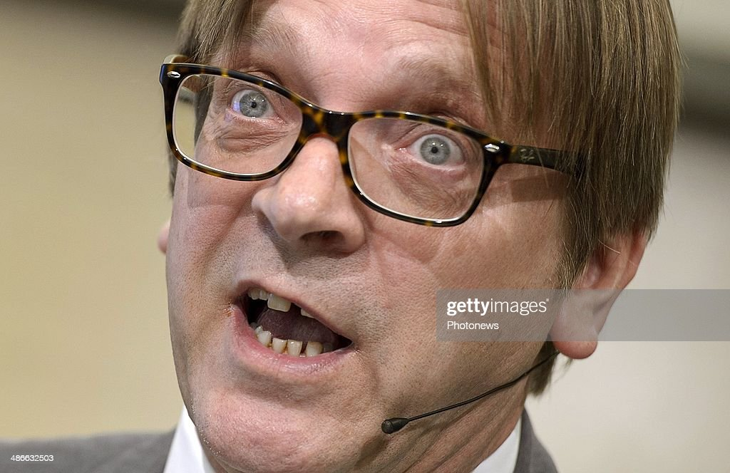 Guy Verhofstadt Announces His Candidacy To Presidency Of EEC Commission