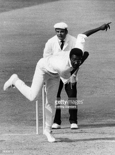 Guyanaborn WestIndian and Lancashire team cricketer Clive Lloyd