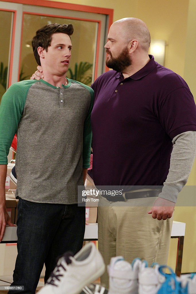 CHARLIE - 'Guys and Dolls' - Bob's advice to Spencer on how to handle an argument with Teddy backfires, while Amy relies on some baby monitor magic to improve Charlie's relationship with Toby, in a new episode of 'Good Luck Charlie,' premiering SUNDAY, OCTOBER 14 (8:00-8:30 p.m. ET/PT) on Disney Channel. SHANE