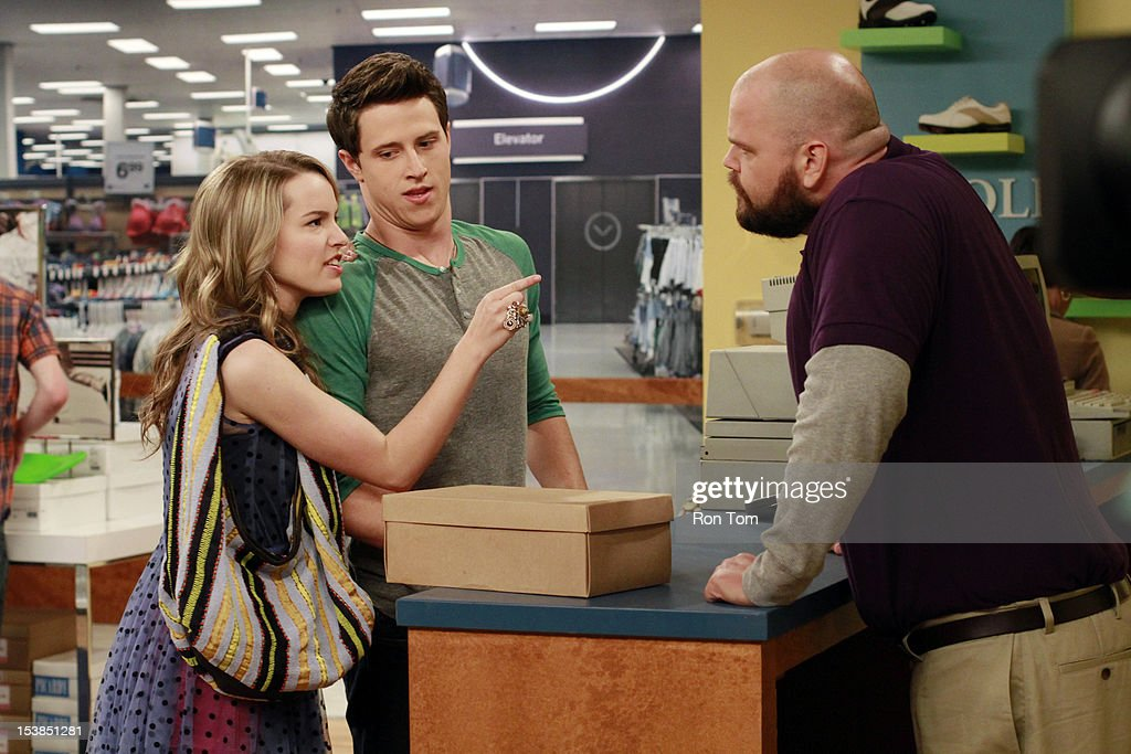 CHARLIE - 'Guys and Dolls' - Bob's advice to Spencer on how to handle an argument with Teddy backfires, while Amy relies on some baby monitor magic to improve Charlie's relationship with Toby, in a new episode of 'Good Luck Charlie,' premiering SUNDAY, OCTOBER 14 (8:00-8:30 p.m. ET/PT) on Disney Channel. BRIDGIT