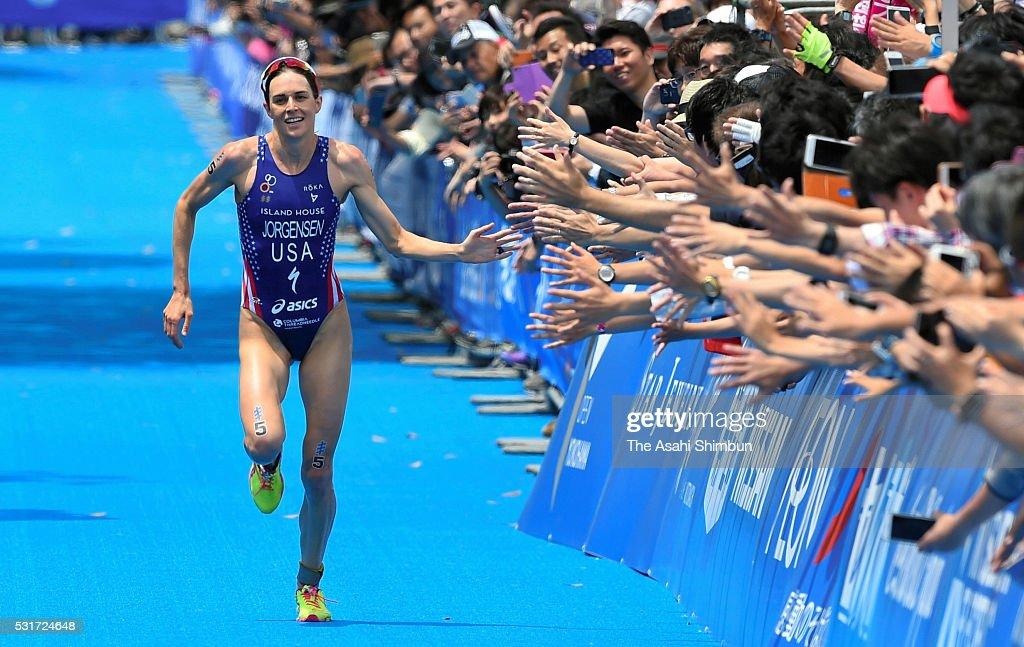ITU Triathlon Yokohama