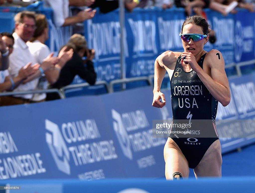 Columbia Threadneedle World Triathlon Hamburg