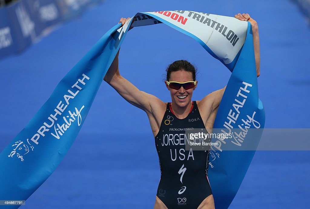 PruHealth World Triathlon Grand Final London - ITU World Championships Series