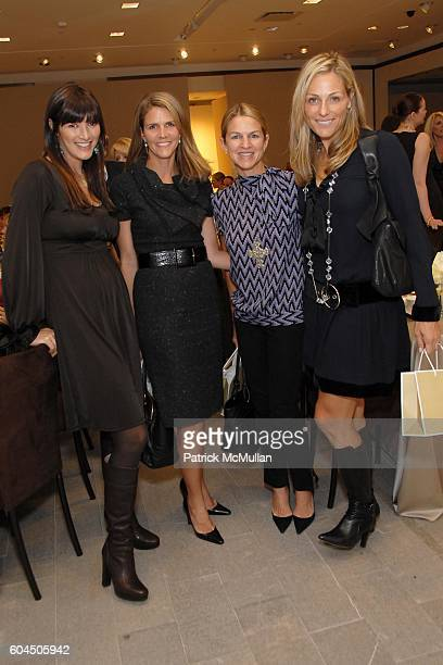 Gwen McCaw Colleen Bell Crystal Lourd and Jamie Tisch attend Neiman Marcus Beverly Hills to host Designer Michael Kors and his Spring 2007 Collection...