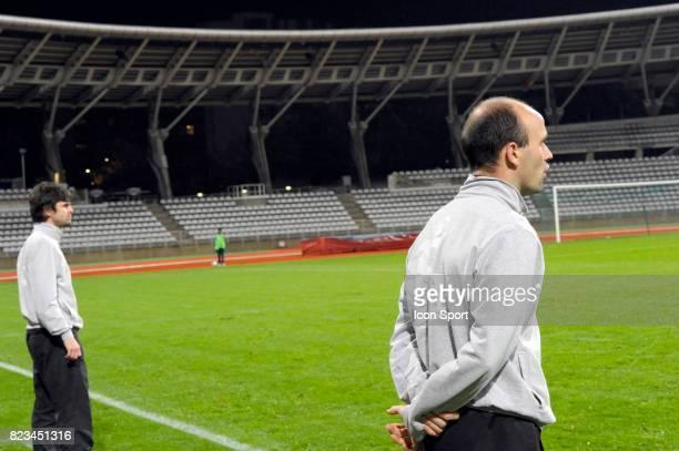Gwen SERVAIS / Franck KERDILES Paris FC / Plabennec 16e journee Championnat de National