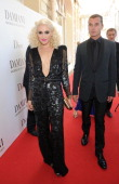 Gwen Stefani and Gavin Rossdale attend the cocktail reception for 'Snow Flower and the Secret Fan' presented by IDG and Sponsored by Damiani Dior and...