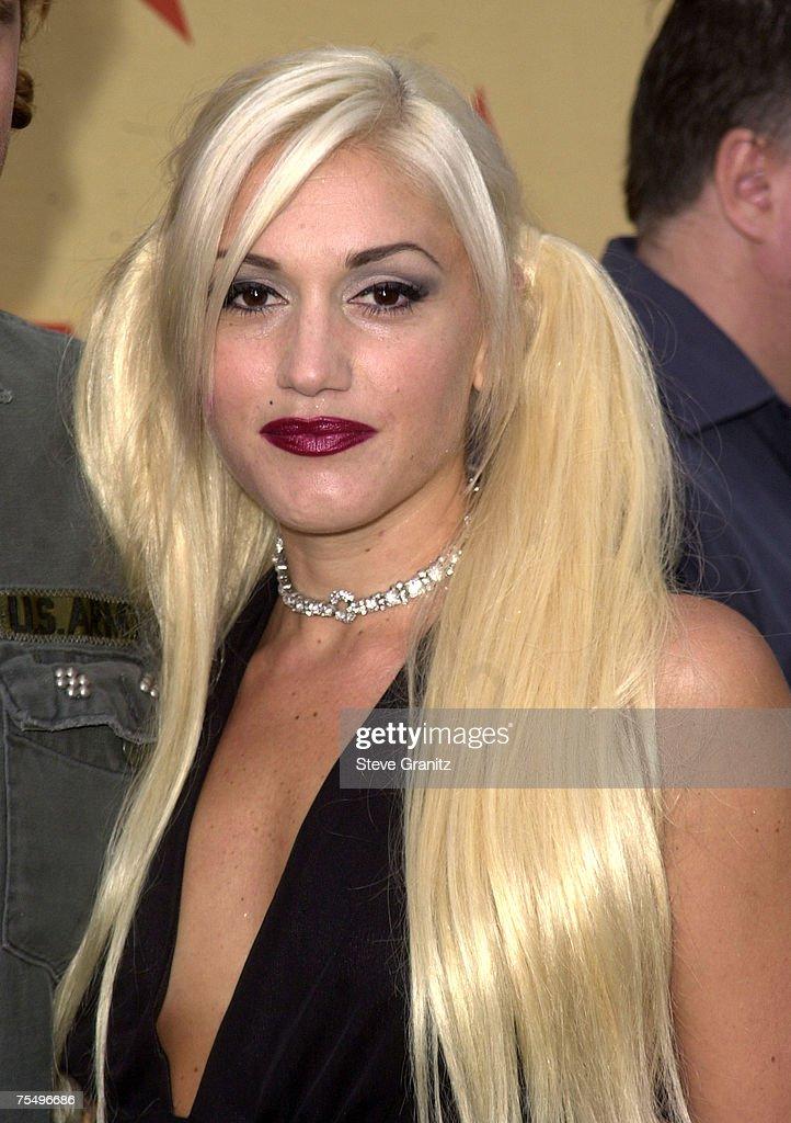 Gwen Stefani at the Shrine Auditorium in Los Angeles, California