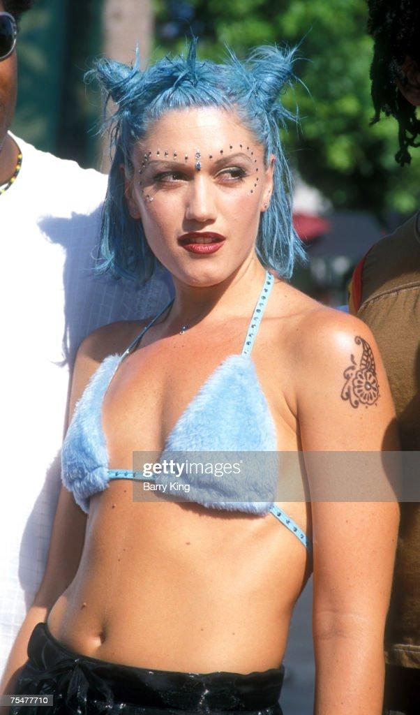 Gwen Stefani at the Universal Amphitheatre in Universal City California