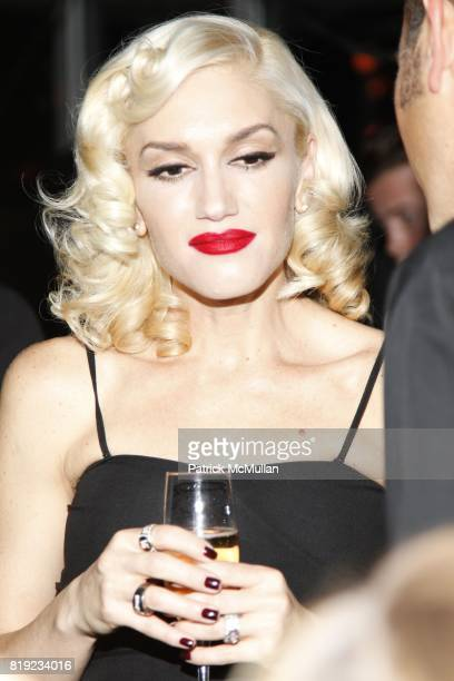 Gwen Stefani attends MAC and MILK present an intimate cocktail reception in celebration of LAMB at Surf Lodge on February 11 2010 in New York City