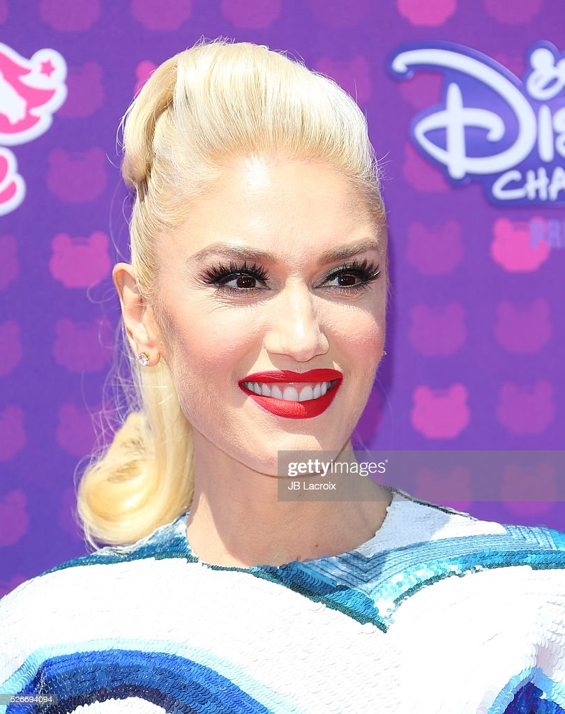 Gwen Stefani attends the 2016 Radio Disney Music Awards on April 30, 2016 in Los Angeles, California.