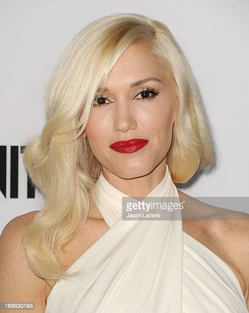 Gwen Stefani attends the premiere of 'The Bling Ring' at Directors Guild Of America on June 4 2013 in Los Angeles California