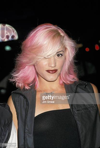 Gwen Stefani during Party For Paul McCartney's New Album 'Run Devil Run' at House of Blues in West Hollywood California United States
