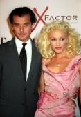 Gwen Stefani Gavin Rossdale at the premiere of 'The Aviator' held at Grauman's Chinese Theater in Hollywood Calif on December 1 2004