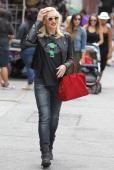 Gwen Stefani is seen on May 24 2013 in Los Angeles California