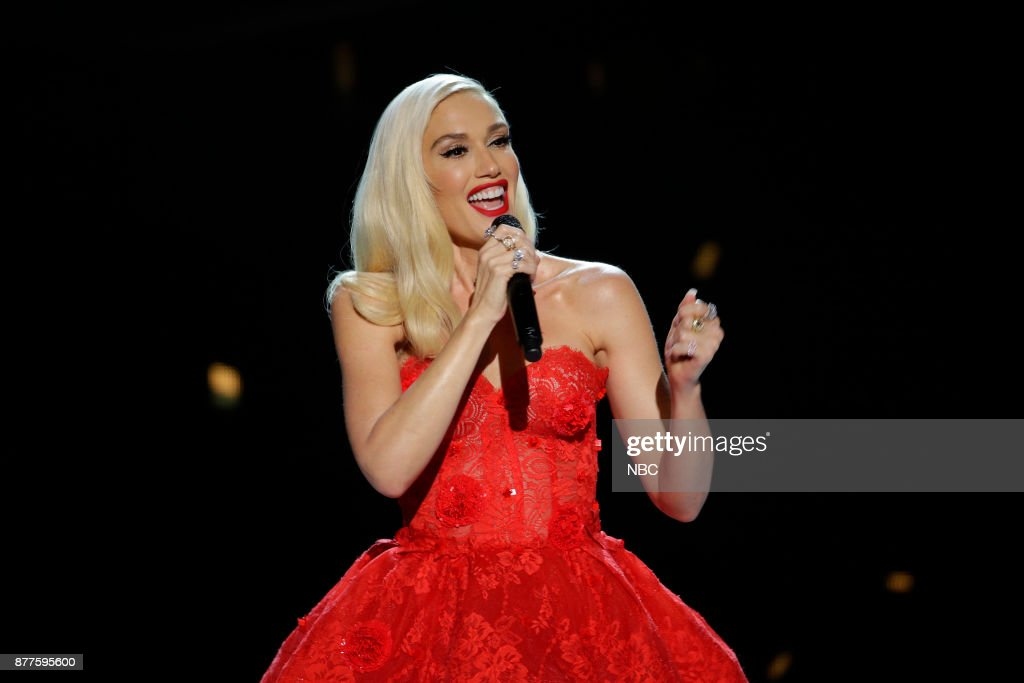 "NBC's ""Gwen Stefani: You Make It Feel Like Chirstmas"""
