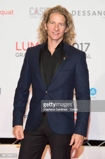 Gwendal Peizerat attends the Opening Ceremony of the 9th Film Festival Lumiere on October 14 2017 in Lyon France