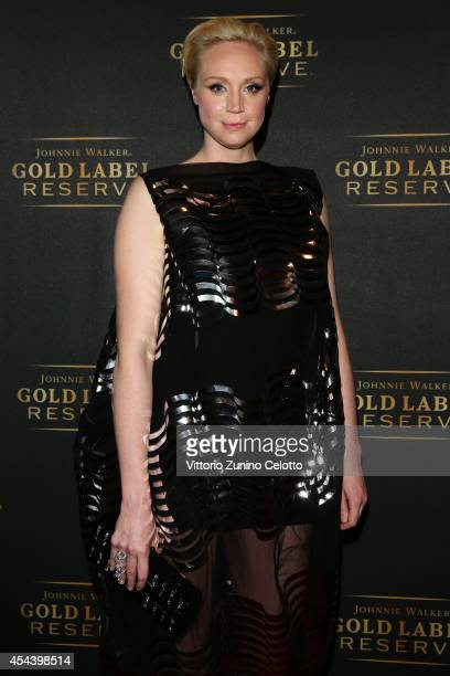 Gwendoline Christie attended JOHNNIE WALKER GOLD LABEL RESERVE and Vanity Fair's glamourous event during the Venice Film Festival The gold event...