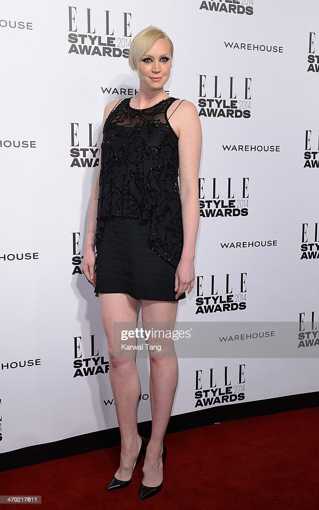 <a gi-track='captionPersonalityLinkClicked' href=/galleries/search?phrase=Gwendoline+Christie&family=editorial&specificpeople=6341361 ng-click='$event.stopPropagation()'>Gwendoline Christie</a> attends the Elle Style Awards 2014 at One Embankment on February 18, 2014 in London, England.