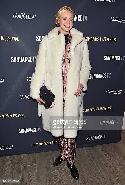 Gwendoline Christie attends The Hollywood Reporter and Sundance TV 2017 Sundance Film Festival Official Kickoff Party Park City 2017 at Sundance TV...