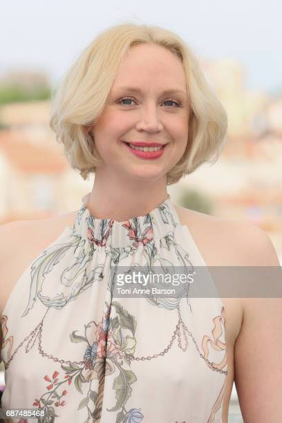 Gwendoline Christie attends the 'Top Of The Lake China Girl' Photocall during the 70th annual Cannes Film Festival at Palais des Festivals on May 23...