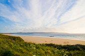 Gwithian Beach, Cornwall, U.K