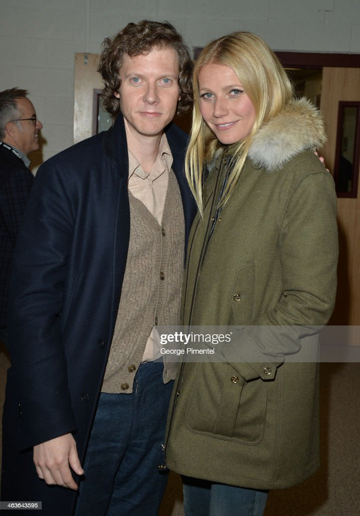 <a gi-track='captionPersonalityLinkClicked' href=/galleries/search?phrase=Gwyneth+Paltrow&family=editorial&specificpeople=171431 ng-click='$event.stopPropagation()'>Gwyneth Paltrow</a> and <a gi-track='captionPersonalityLinkClicked' href=/galleries/search?phrase=Jake+Paltrow&family=editorial&specificpeople=768540 ng-click='$event.stopPropagation()'>Jake Paltrow</a> attend the 'Young Ones' Premiere at Eccles Center Theatre on January 18, 2014 in Park City, Utah.