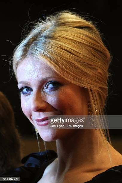 Gwyneth Paltrow arrives for the screening of 'Two Lovers' during the 61st Cannes Film Festival in Cannes France