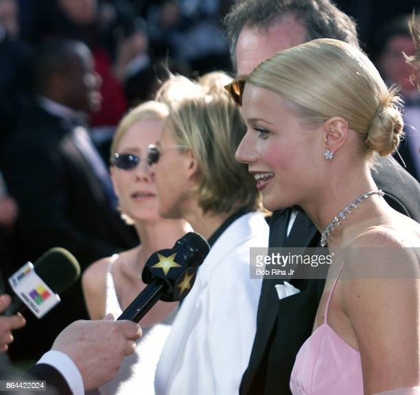 Gwyneth Paltrow at the 71st Annual Academy Awards on March 21 1999 In Los Angeles California