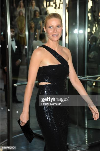 Gwyneth Paltrow attends 2010 CFDA Awards Arrivals at Alice Tully Hall on June 7 2010 in New York City