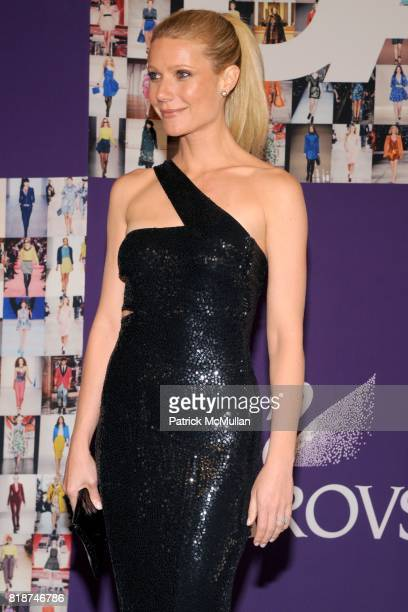 Gwyneth Paltrow attends 2010 CFDA Awards Red Carpet at Alice Tully Hall at Lincoln Center on June 7 2010 in New York City