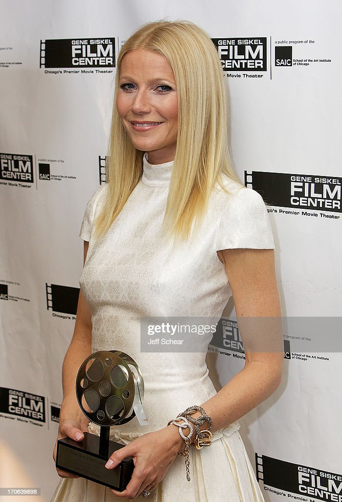 <a gi-track='captionPersonalityLinkClicked' href=/galleries/search?phrase=Gwyneth+Paltrow&family=editorial&specificpeople=171431 ng-click='$event.stopPropagation()'>Gwyneth Paltrow</a> attends Gene Siskel Film Center Gala Honoring <a gi-track='captionPersonalityLinkClicked' href=/galleries/search?phrase=Gwyneth+Paltrow&family=editorial&specificpeople=171431 ng-click='$event.stopPropagation()'>Gwyneth Paltrow</a> on June 15, 2013 in Chicago, Illinois.