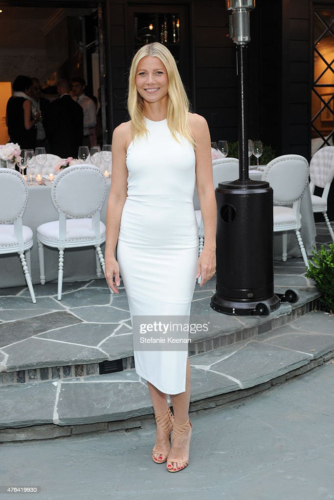 Gwyneth Paltrow attends Gwyneth Paltrow Celebrates Windsor Smith's Homefront on June 8 2015 in Los Angeles California