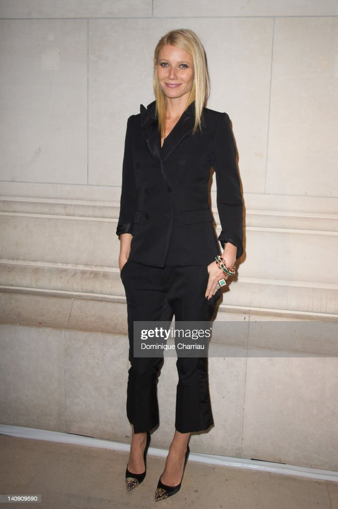 <a gi-track='captionPersonalityLinkClicked' href=/galleries/search?phrase=Gwyneth+Paltrow&family=editorial&specificpeople=171431 ng-click='$event.stopPropagation()'>Gwyneth Paltrow</a> attends 'Louis Vuitton - Marc Jacobs: The Exhibition' Photocall as part of Paris Fashion Week on March 7, 2012 in Paris, France.